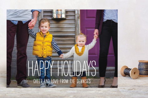 Happiest Homestyle Holiday Petite Cards