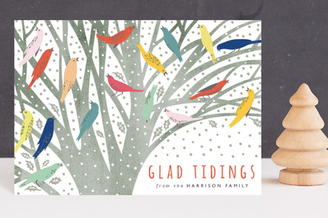 Glad Tidings Holiday Petite Cards