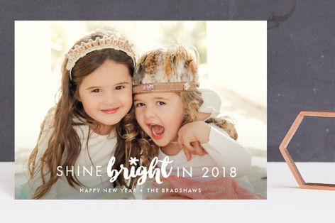 Shine Bright Holiday Petite Cards