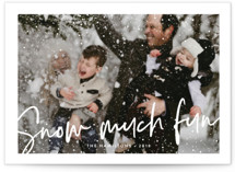 snow much fun by Susan Asbill