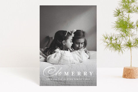 Classic Whimsy Holiday Petite Cards