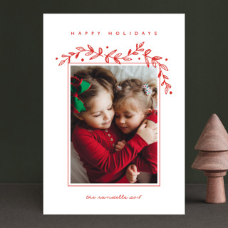 Holiday Frame Holiday Petite Cards