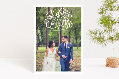 Joyfully Ever After Holiday Petite Cards