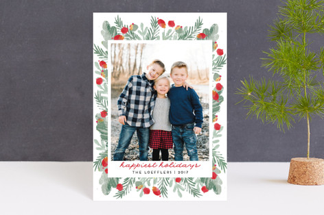 merry bricolage Holiday Petite Cards