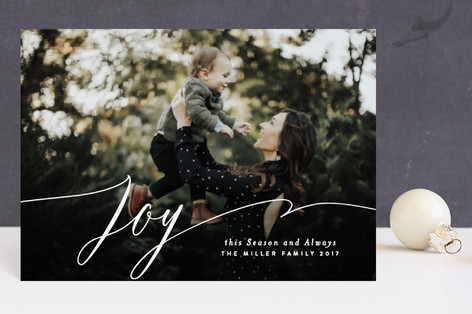 Elegant Cheer Holiday Petite Cards