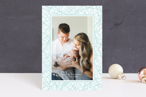 wired frame Holiday Petite Cards
