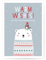 Polar Bear Wishes by Stellax Creative