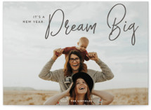 Dream BIG by Guess What Design Studio