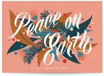 Peace On Earth Botanica... by Monique Aimee