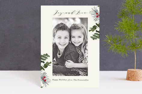 Forest Magic Holiday Petite Cards