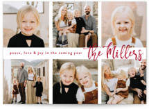 Half Dozen Holiday Petite Cards