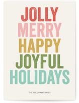 jolly words