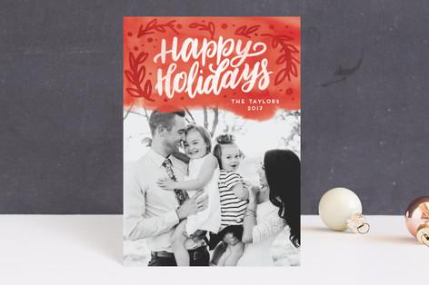 Botanical Bright Holiday Petite Cards