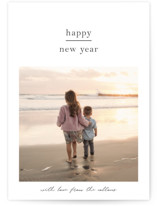 Minimalist New Year by Blustery August