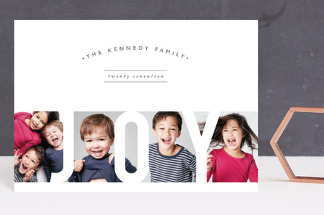 Brothers & Sisters Holiday Petite Cards