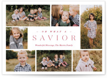 Oh What a Savior by Lindsay Stetson Thompson