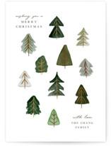 Winter Trees by Jennifer Lew