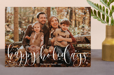Festive Holiday Petite Cards