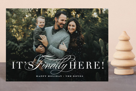 Finally Holiday Petite Cards