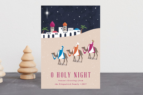 Bethlehem Holiday Petite Cards