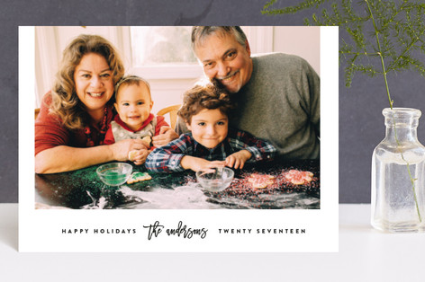 Collage Holiday Petite Cards