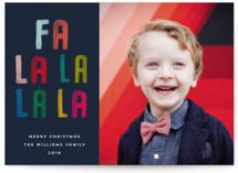 Fa la la la la by Paper Dahlia