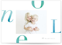 Colorful Noel Holiday Petite Cards