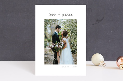 Simply Chic Holiday Petite Cards