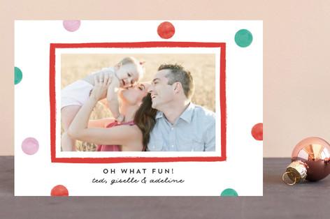 Polka Dot Days Holiday Petite Cards
