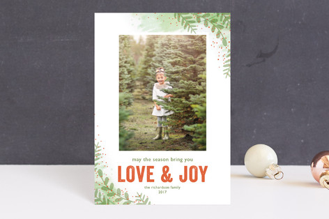 Winter Sketchbook Holiday Petite Cards