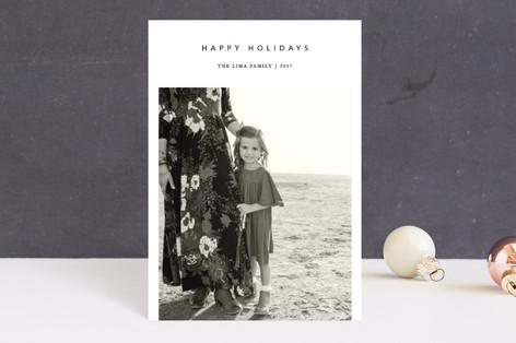 Christmas Simplicity Holiday Petite Cards
