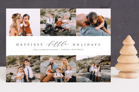Merriest Little Xmas Holiday Petite Cards