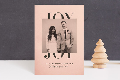 Classic Joy Holiday Petite Cards