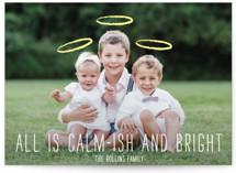 Calm-ish + Bright by Lizzy McGinn