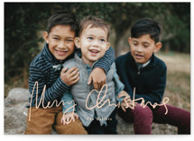tres leches Holiday Petite Cards