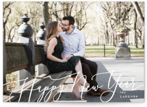 Scripted New Year by Hooray Creative