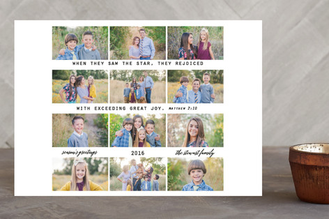 Exceeding Great Joy Holiday Petite Cards