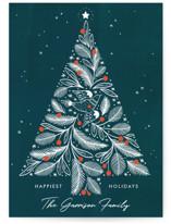 Winter Tree by Paper Raven Co.