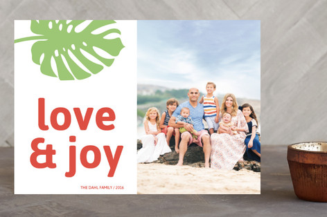 Holiday in the Tropics Holiday Petite Cards