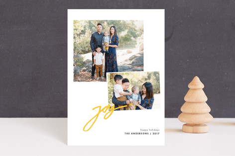 Cheer for Two Holiday Petite Cards