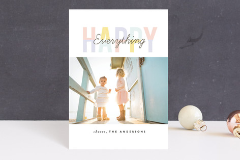 Light Year Holiday Petite Cards