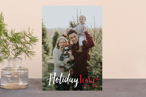 Filled with Holiday Love Holiday Petite Cards