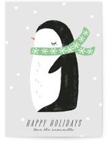 Arctic Penguin by Angela Thompson