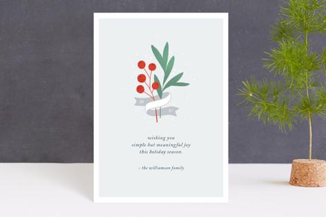 Simple Joys Holiday Petite Cards