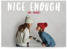 nice enough by Lisa McLean