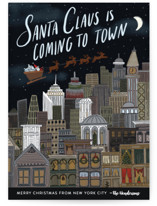 Santa Clause is Coming... by Shiny Penny Studio