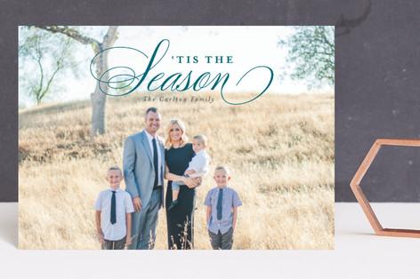 Elegant Christmas Holiday Petite Cards