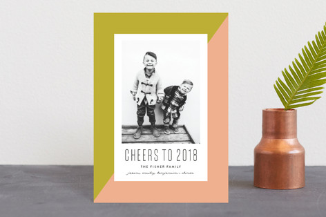 On the Bias Holiday Petite Cards