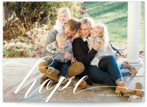 A Time of Hope Holiday Petite Cards