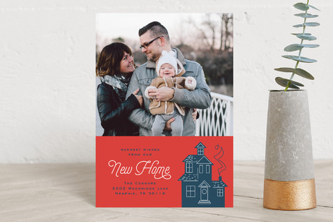 Warm Home Holiday Petite Cards